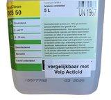 Des50 desinfectiemiddel 5 liter _