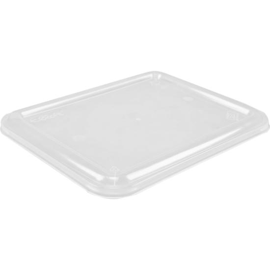 Deksels voor menubakken en maaltijdbakken 227x178mm