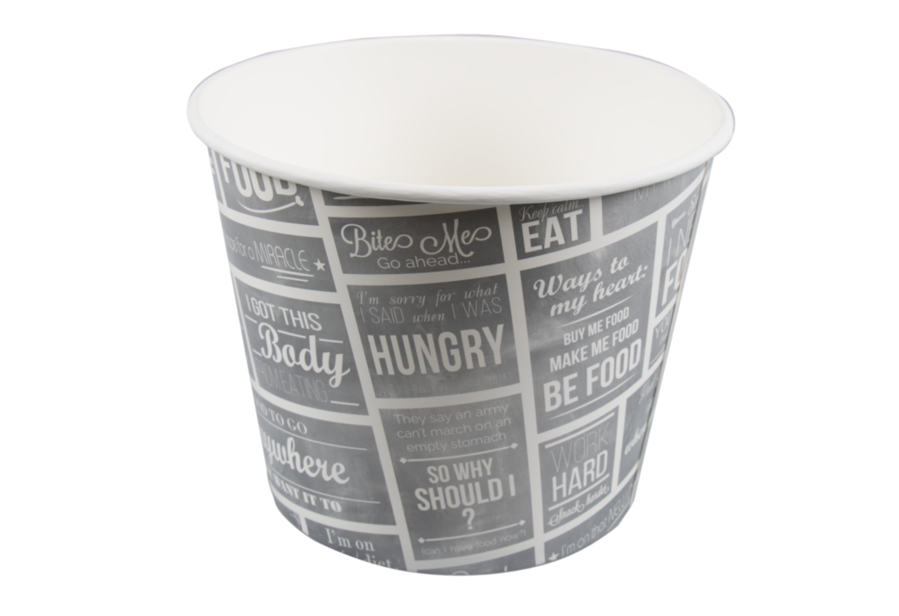 Food buckets Pubshalk 3800ml