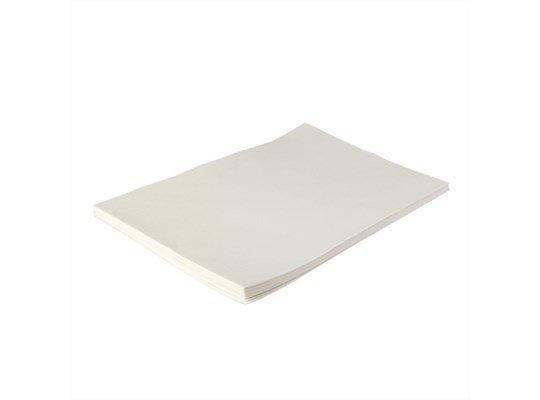 Meatsaver papiervellen 30x40cm wit