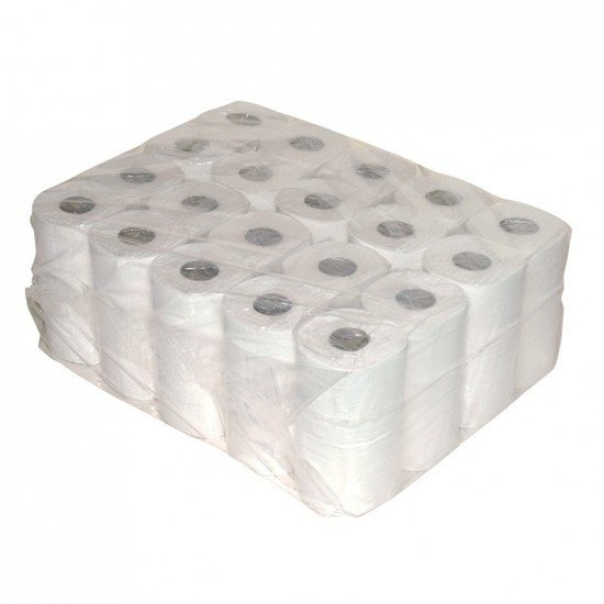 Toiletpapier soft 2-laags 40 rollen