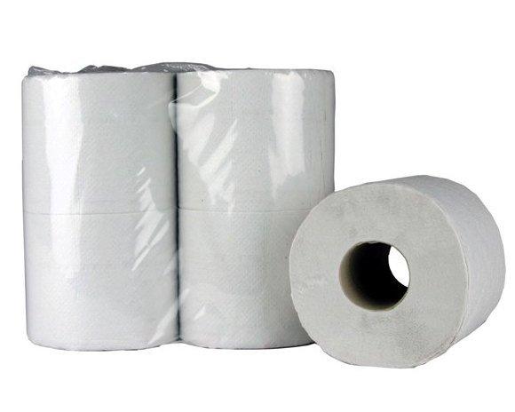 Toiletpapier standaard 2-laags pallet