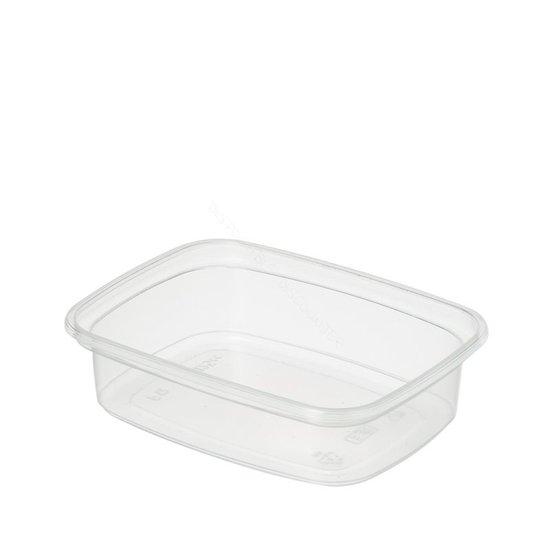 Plastic bakjes 150ml polypropyleen kleinverpakking