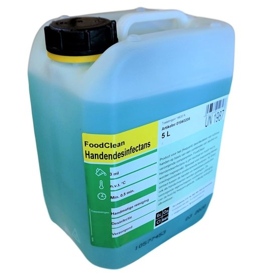 Handen desinfectiespray 5 liter