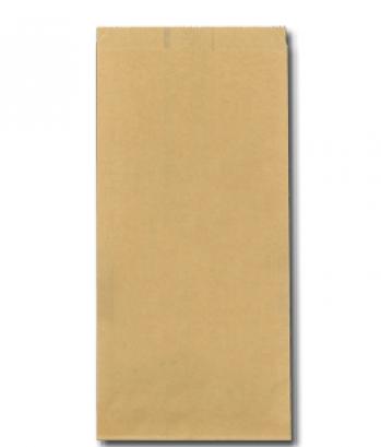 Ersatz papieren snackzakken FSC bruin 2 ponds nr.28
