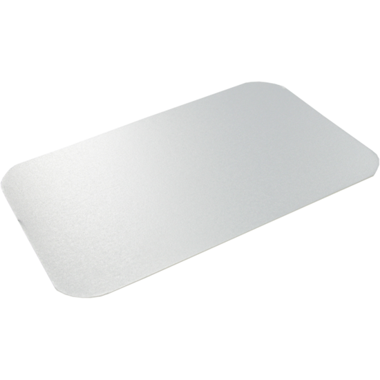 Aluminium karton deksels 910cc