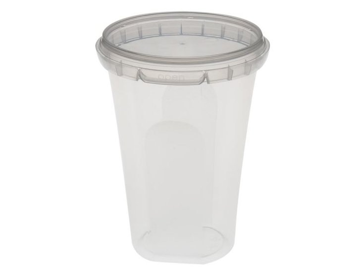 Cups take-away 500ml met deksel