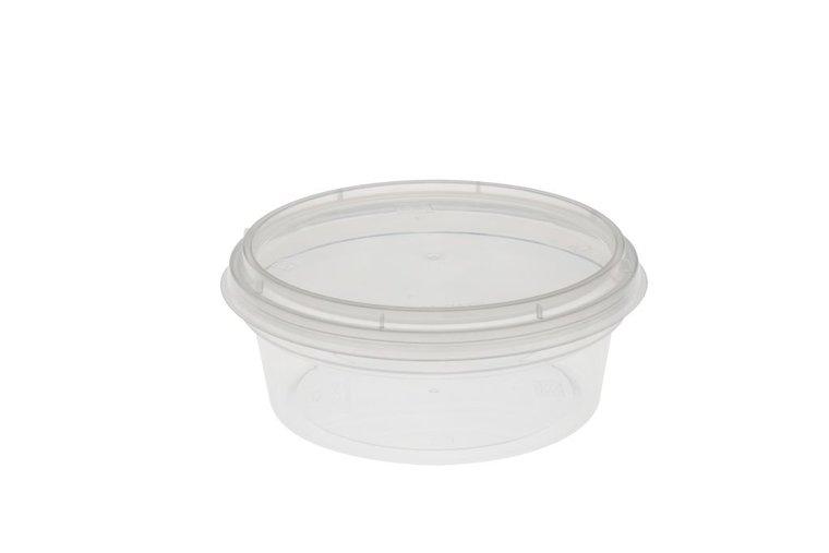 Verzegelbare cups 350ml met deksel