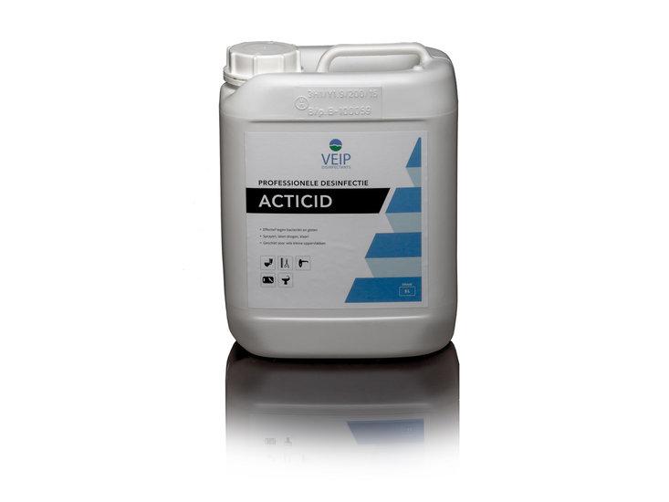 Acticid desinfectiemiddel 5 liter