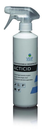 Acticid desinfectie spray