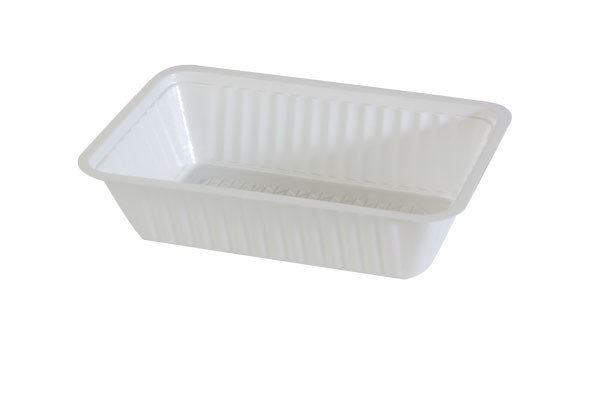 Patatbakjes groot wit A9