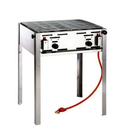Hendi Grill Master Maxi met rooster