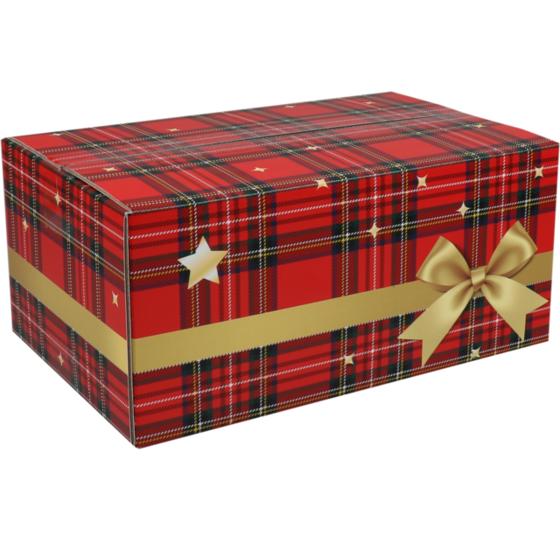 Kerstpakketdoos Hohoho B 350x315x170mm