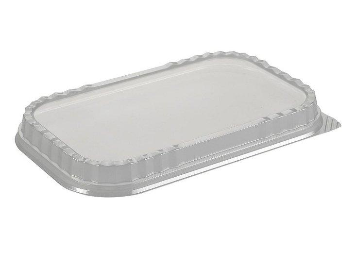 Deksels voor aluminium bakjes Ready2cook  580ml