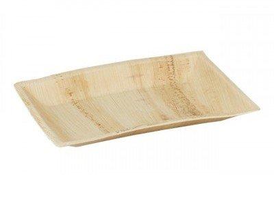 Borden wegwerp palmblad 16x24cm