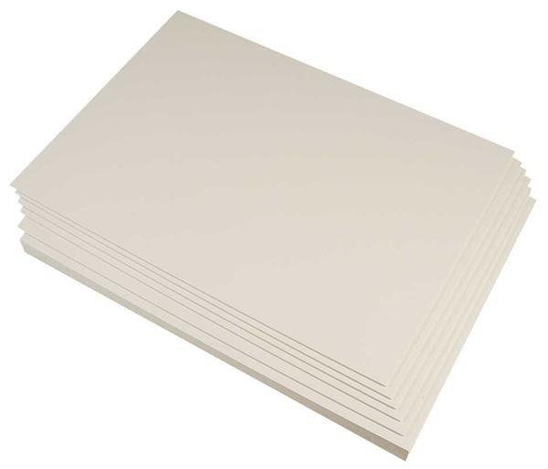 Prijskaartjes karton wit 160x240mm