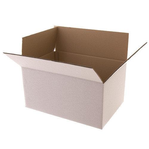Kartonnen dozen wit 360x380x120mm
