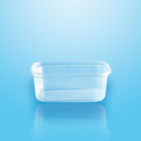 Plastic bakjes 250ml budget