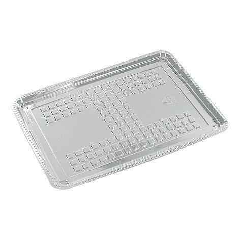 Vleeswarenschaaltjes plastic transparant 125x180mm