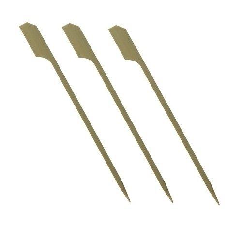Prikkers bamboe gunshape deluxe 18cm