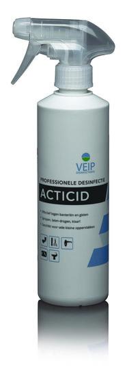 Acticid desinfectie spray