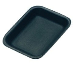 Schuimschaaltjes 4S zwart 270x175x25mm