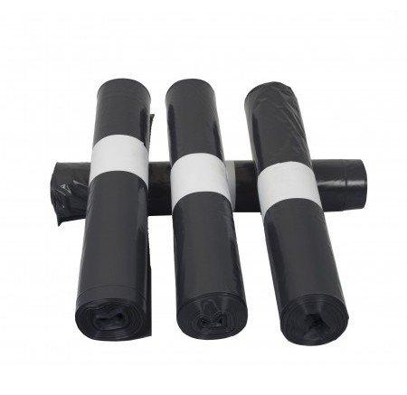 Vuilniszakken zwart 120 liter 70x110cm