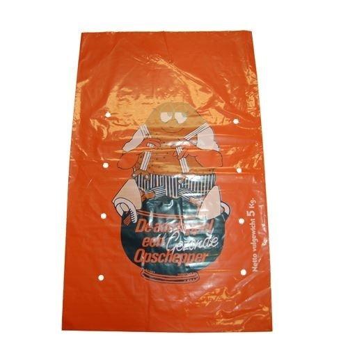 Aardappelzakken 5kg LDPE rood
