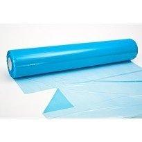 HDPE vellen rol blauw 98x98cm