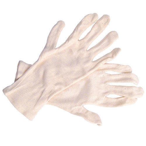 Katoenen handschoenen lang XL