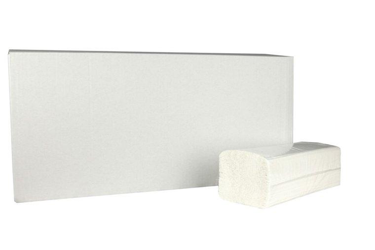 Papieren handdoekjes Z-vouw 2-laags