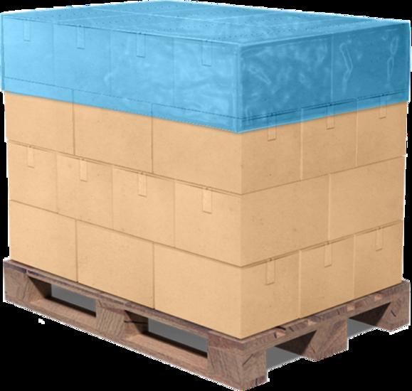 Tophoezen blokpallet 105x125x25cm