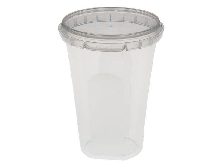 Cups take-away 500ml met deksel