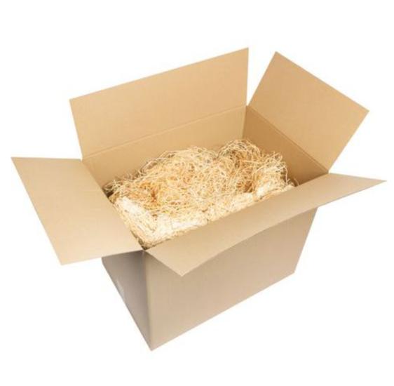 Houtwol bio 4kg fijne kwaliteit
