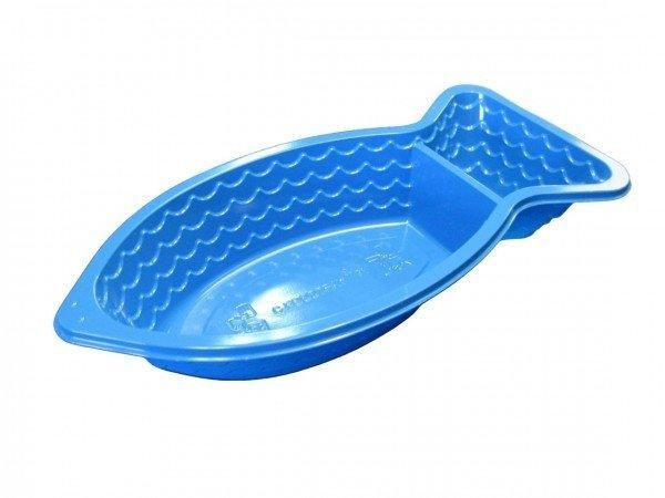 Kibbelingbakjes blauw C71