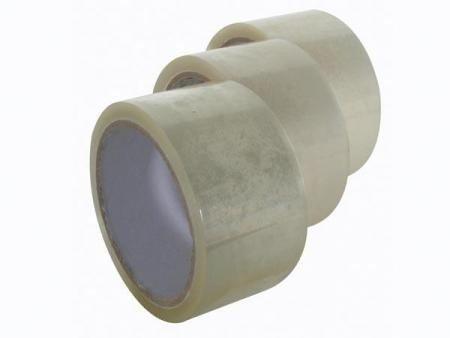 Dozentape 50mm transparant
