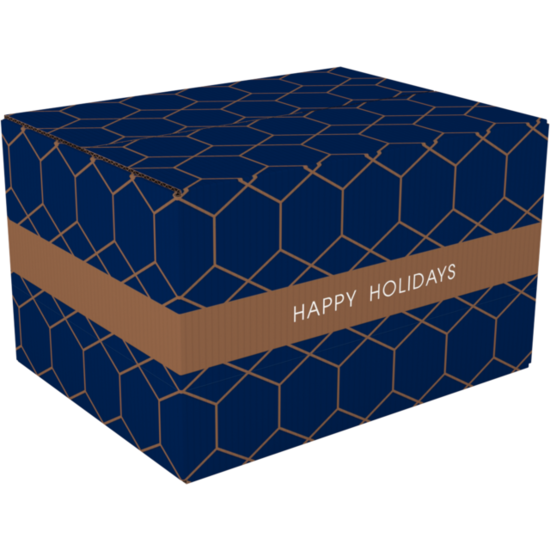 Kerstpakketdoos Holidays B 350x315x170mm