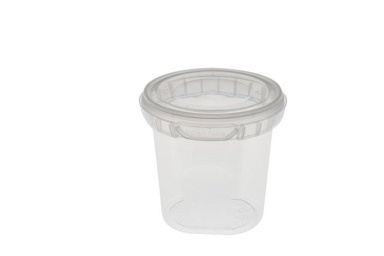 Cups take-away 250ml met deksel