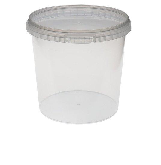 Verzegelbare cups 1500ml met deksel