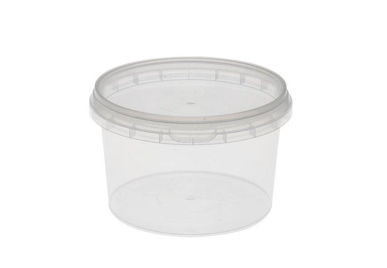 Verzegelbare cups 480ml met deksel