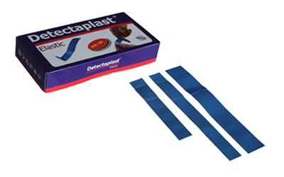 Detectaplast vingerpleisters blauw 12cm