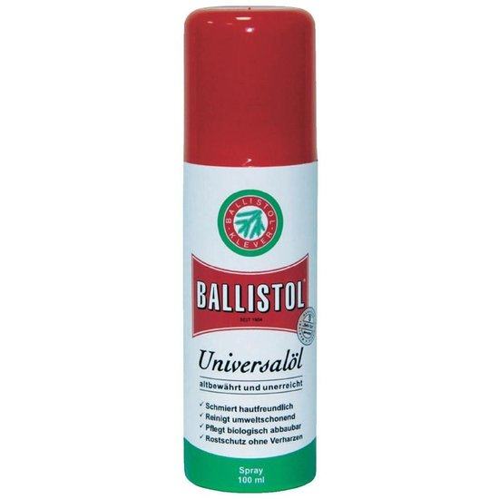 Ballistol universele olie spray