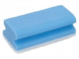 Schuursponsjes blauw