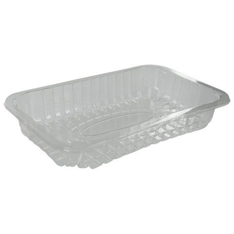 Foodtrays transparant 73 diep