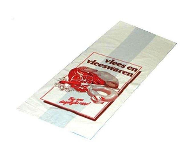 HDPE zakken voor vlees 15x5x37cm