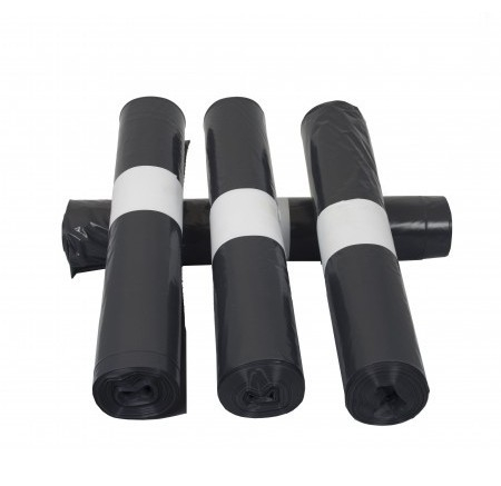 Vuilniszakken zwart 120 liter
