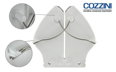 Cozzini messenslijper Ergo Steel 2