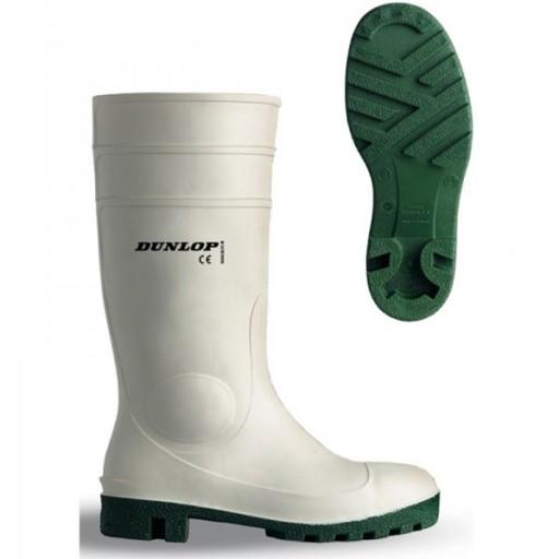 Dunlop veiligheidslaarzen Protomastor wit