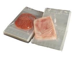 Vleeswarenzakjes hersluitbaar met omslag 17x26cm