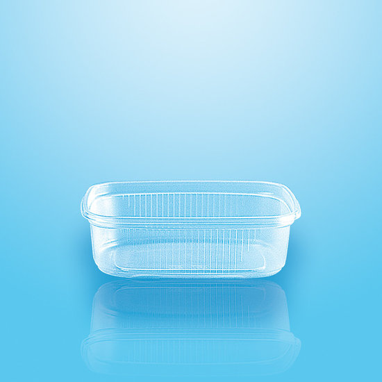 Plastic bakjes 150ml budget